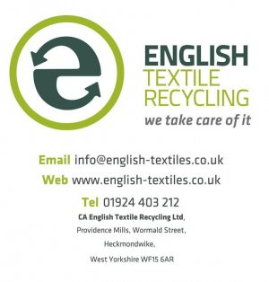 English Textile Recycling Ltd - click to visit